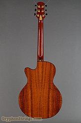 2005 Baranik Guitar CX Koa/German cutaway Image 5