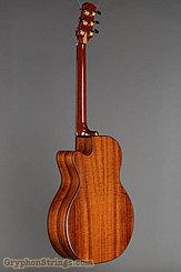 2005 Baranik Guitar CX Koa/German cutaway Image 6