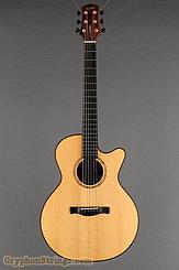 2005 Baranik Guitar CX Koa/German cutaway Image 9