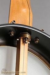 "Rickard Banjo Maple Ridge, 12"", Antiqued brass hardware NEW Image 11"