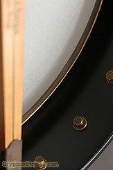 "Rickard Banjo Maple Ridge, 12"", Antiqued brass hardware NEW Image 13"