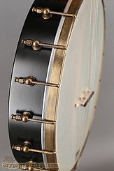 "Rickard Banjo Maple Ridge, 12"", Antiqued brass hardware NEW Image 9"