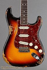 2016 Fender Guitar Ltd 60s Strat Relic Image 10