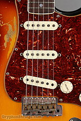 2016 Fender Guitar Ltd 60s Strat Relic Image 11