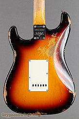 2016 Fender Guitar Ltd 60s Strat Relic Image 12