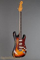 2016 Fender Guitar Ltd 60s Strat Relic Image 2