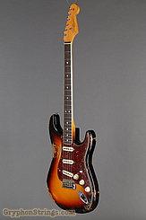 2016 Fender Guitar Ltd 60s Strat Relic Image 8