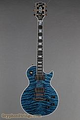 2016 Gibson Guitar Les Paul Custom 5A Quilt Custom Shop Image 9