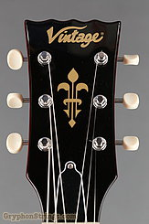 Vintage Guitar V130CRS Reissued Cherry  NEW Image 13