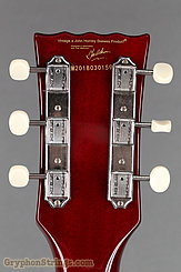 Vintage Guitar V130CRS Reissued Cherry  NEW Image 15