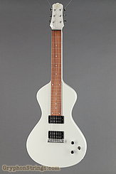 Asher Guitar Electro Hawaiian Junior Vintage White NEW