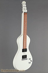 Asher Guitar Electro Hawaiian Junior Vintage White NEW Image 2