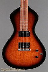 Asher Guitar Electro Hawaiian Junior Tobacco Sunburst NEW Image 10