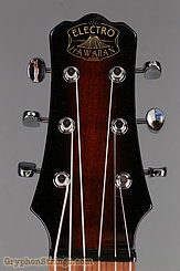 Asher Guitar Electro Hawaiian Junior Tobacco Sunburst NEW Image 13