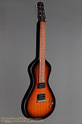 Asher Guitar Electro Hawaiian Junior Tobacco Sunburst NEW Image 2
