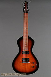 Asher Guitar Electro Hawaiian Junior Tobacco Sunburst NEW Image 9