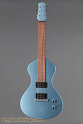 Asher Guitar Electro Hawaiian Junior Lake Placid Blue NEW Image 1