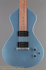 Asher Guitar Electro Hawaiian Junior Lake Placid Blue NEW Image 10