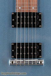 Asher Guitar Electro Hawaiian Junior Lake Placid Blue NEW Image 11