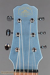 Asher Guitar Electro Hawaiian Junior Lake Placid Blue NEW Image 13