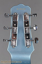 Asher Guitar Electro Hawaiian Junior Lake Placid Blue NEW Image 14
