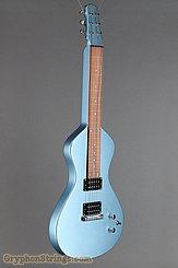Asher Guitar Electro Hawaiian Junior Lake Placid Blue NEW Image 2