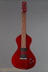 Asher Guitar Electro Hawaiian Junior Trans Cherry NEW Image 1