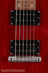 Asher Guitar Electro Hawaiian Junior Trans Cherry NEW Image 11