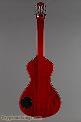 Asher Guitar Electro Hawaiian Junior Trans Cherry NEW Image 5