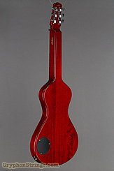 Asher Guitar Electro Hawaiian Junior Trans Cherry NEW Image 6
