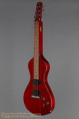 Asher Guitar Electro Hawaiian Junior Trans Cherry NEW Image 8