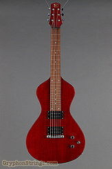 Asher Guitar Electro Hawaiian Junior Trans Cherry NEW Image 9