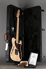 2015 Fender Guitar American Elite Telecaster Thinline Image 20