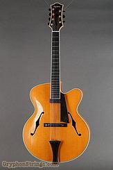 1995 Megas Guitar 18 inch blond cutaway 7 string Image 1