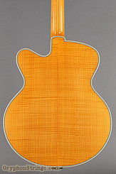 1995 Megas Guitar 18 inch blond cutaway 7 string Image 12
