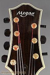 1995 Megas Guitar 18 inch blond cutaway 7 string Image 13