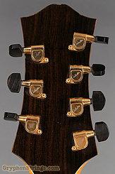 1995 Megas Guitar 18 inch blond cutaway 7 string Image 14