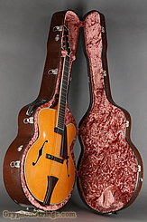 1995 Megas Guitar 18 inch blond cutaway 7 string Image 18