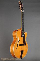 1995 Megas Guitar 18 inch blond cutaway 7 string Image 2
