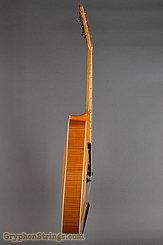 1995 Megas Guitar 18 inch blond cutaway 7 string Image 3