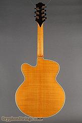 1995 Megas Guitar 18 inch blond cutaway 7 string Image 5