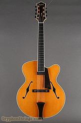 1995 Megas Guitar 18 inch blond cutaway 7 string Image 9