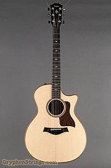 Taylor Guitar 714ce, V-Class NEW Image 9