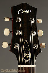 Collings Guitar 290 DC, Faded crimson NEW Image 6