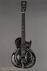 2001 Zeta/Owens Guitar Tupelo (cutaway) Ac/El