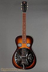 Beard Guitar Deco Phonic Model 27 Squareneck W/Fishman NEW Image 1