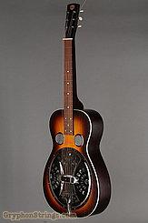 Beard Guitar Deco Phonic Model 27 Squareneck W/Fishman NEW Image 8