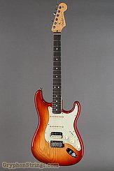 2018 Fender Guitar American Professional Stratocaster HSS Sienna Burst
