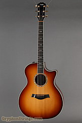 2010 Taylor Guitar Custom GA Adirondack/Figured Koa
