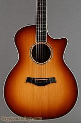 2010 Taylor Guitar Custom GA Adirondack/Figured Koa Image 10